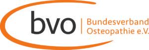 Logo_bvo_Bundesverband für Osteopathie e.V.