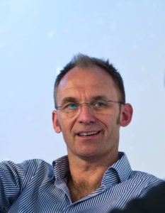 Tom Fox Portrait
