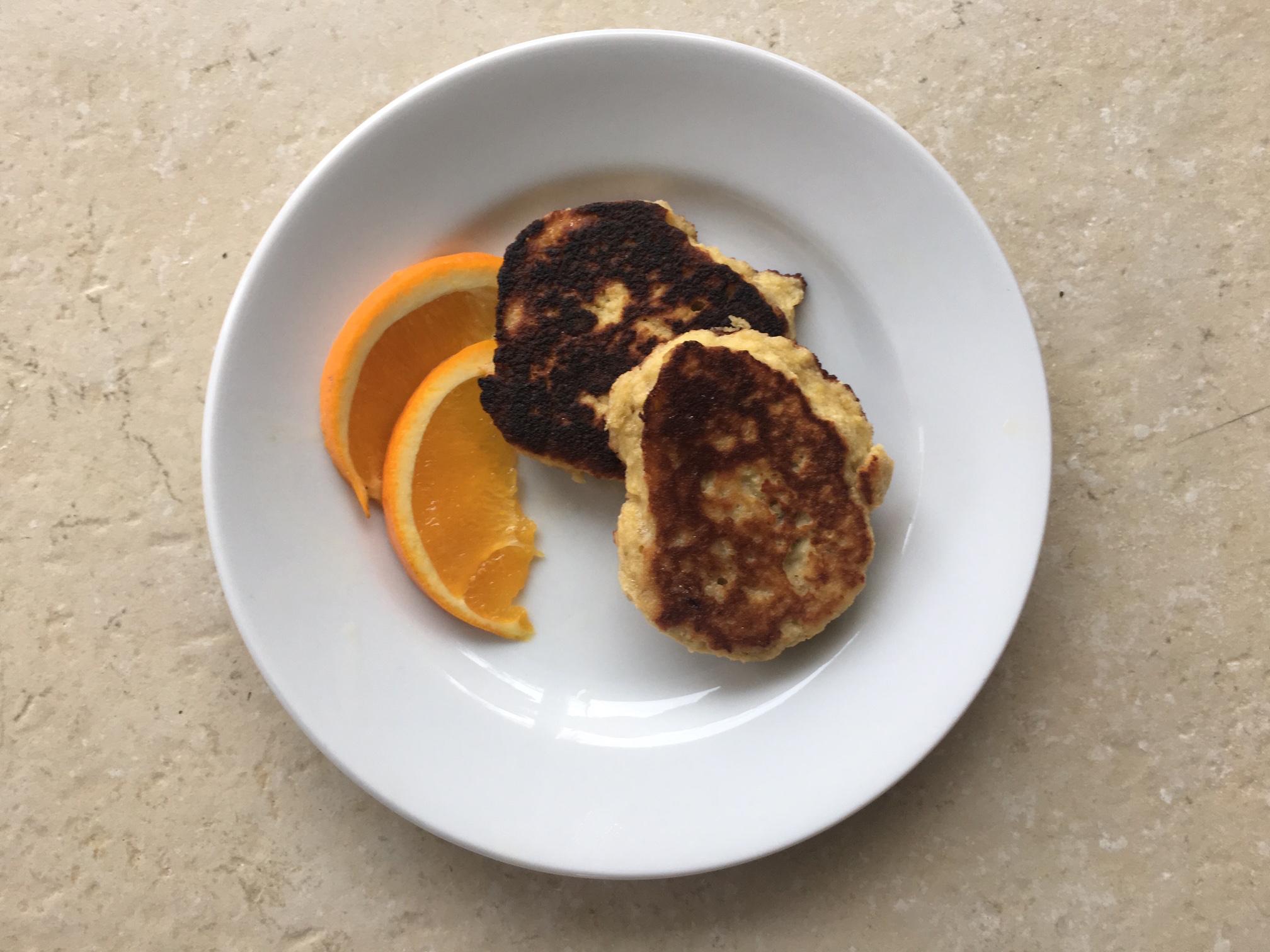 Kokos - Banana - Pancake - Steinzeit Ernährung - Healthy Food Inspiration