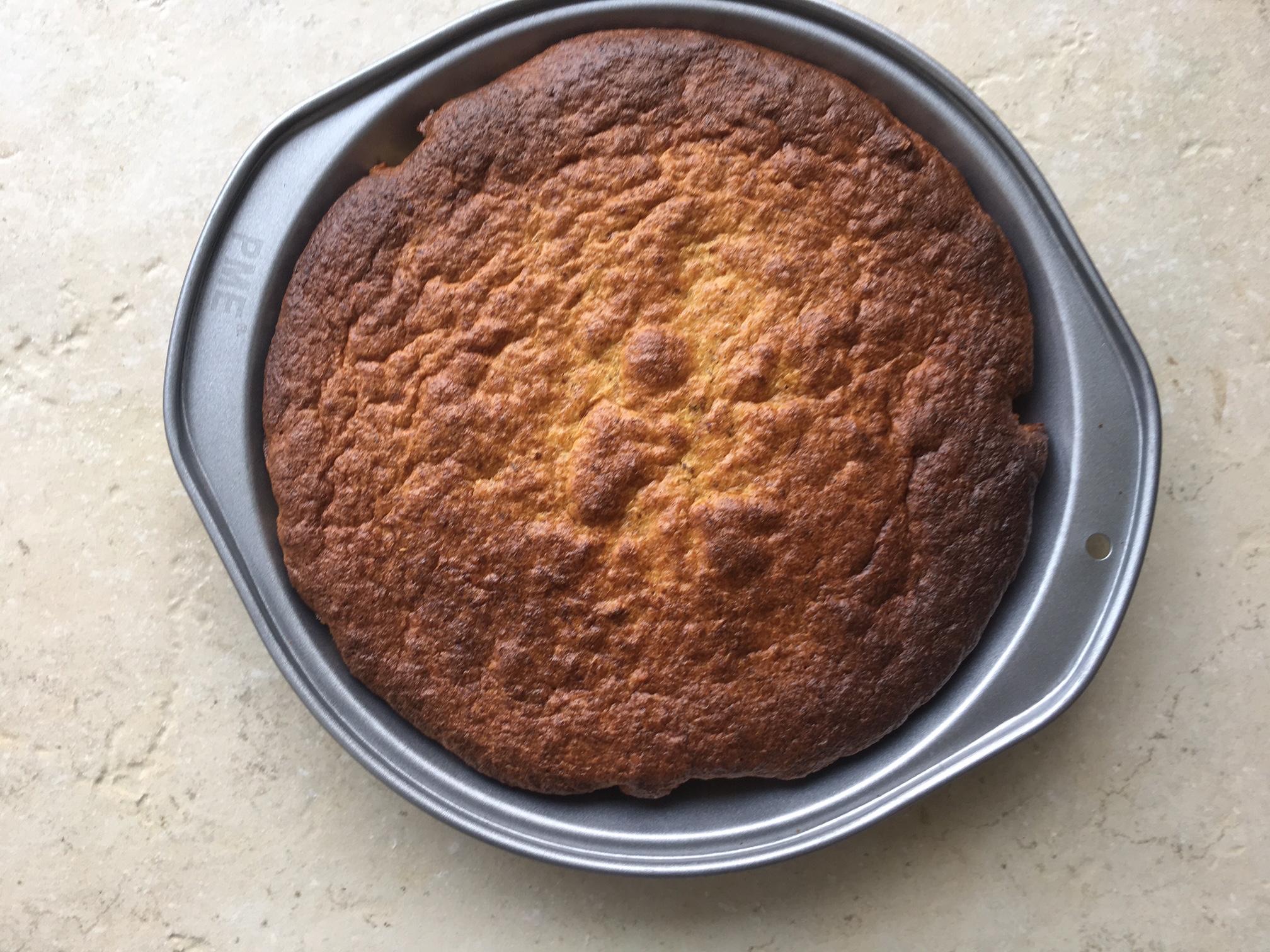 Möhrenkuchen - Healthy Food Inspiration _ Steinzeit Ernährung